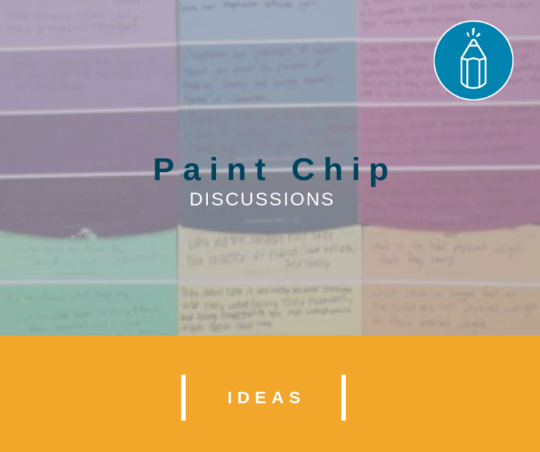 Paint Chip Discussions