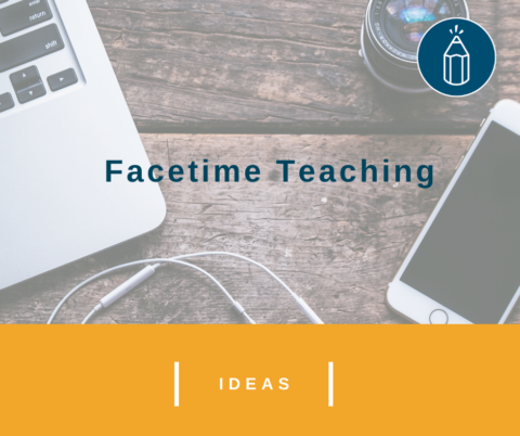 Facetime Teaching