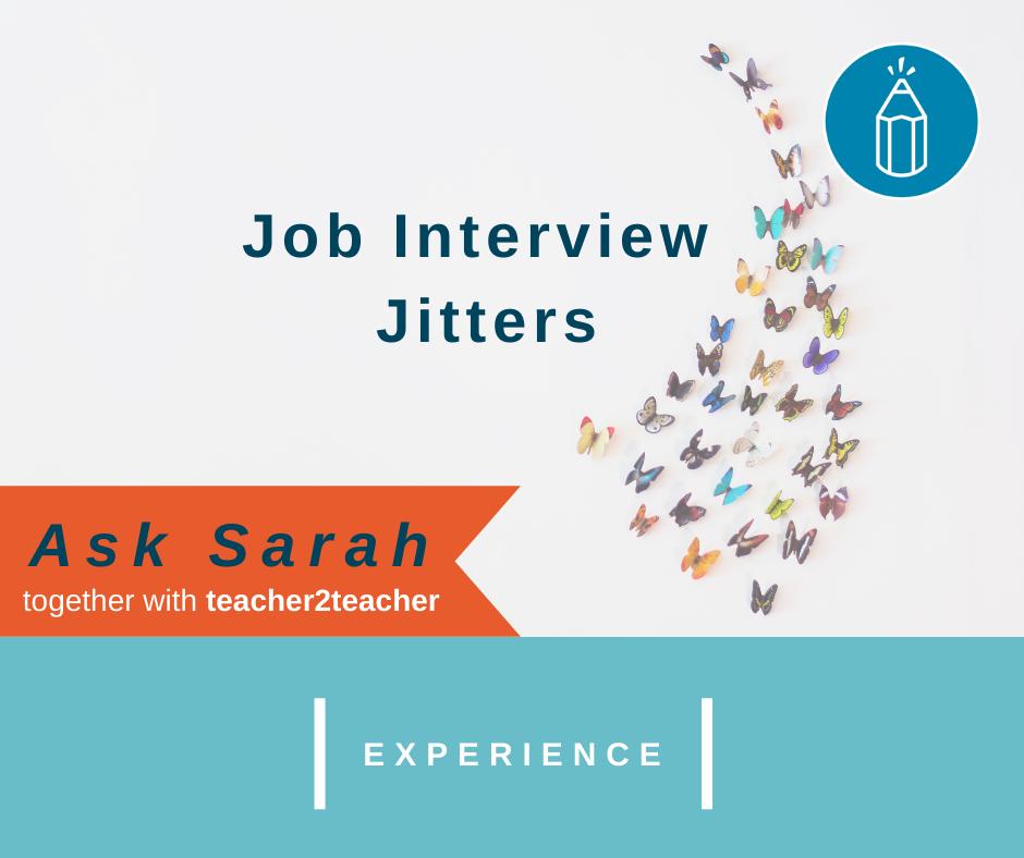Job Interview Jitters