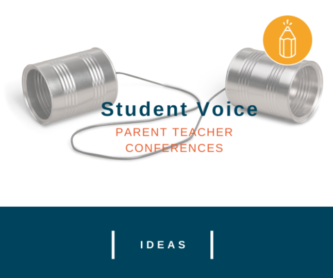 Student Voice at Parent-Teacher Conferences