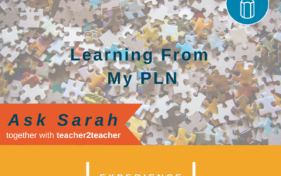 Learning from My PLN