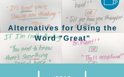 """Alternatives to Using the Word """"Great"""""""