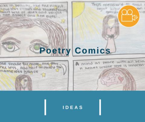 Creating Poetry Comics