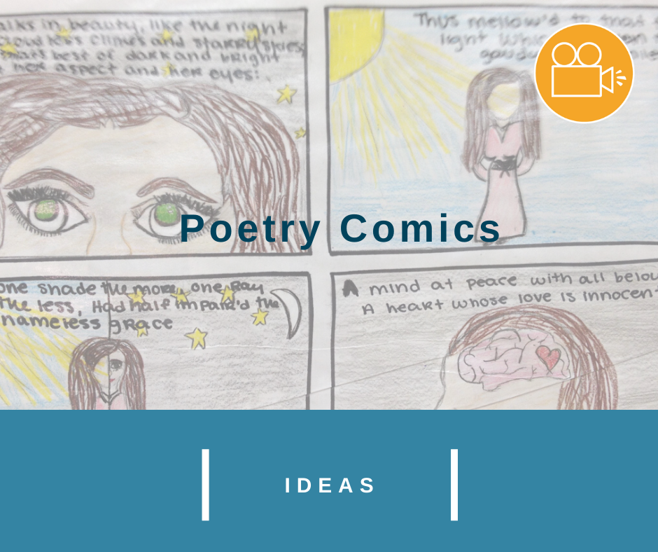 Creating Poetry Comics
