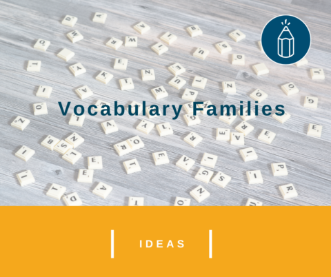 Vocabulary Families